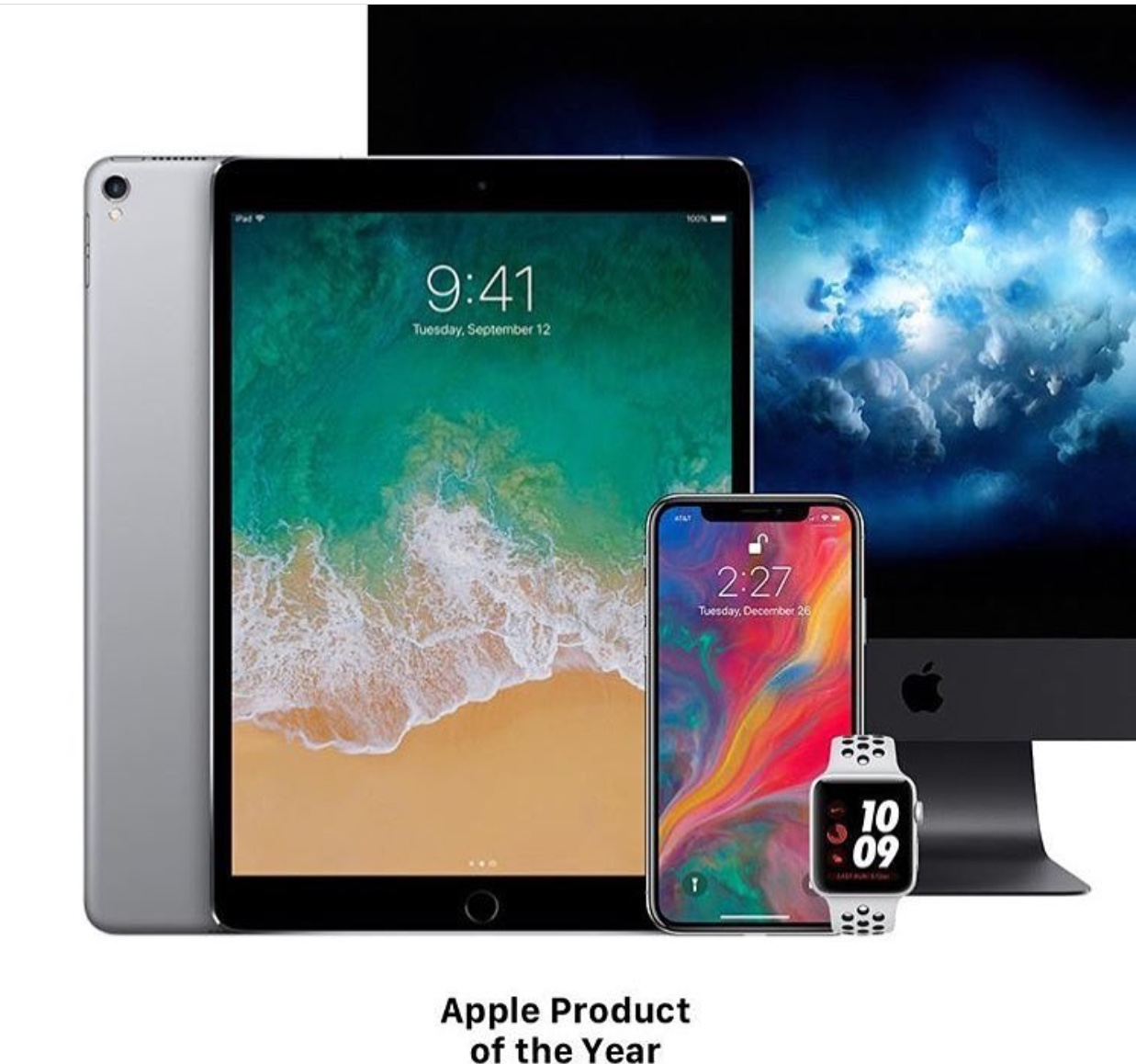 All Apple products